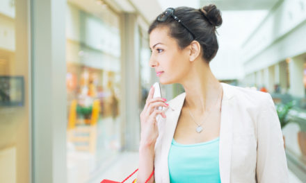 Consumers combine in-store and online shopping behaviors