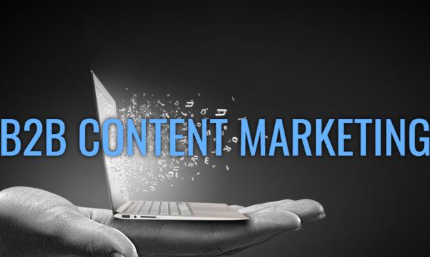 Tiltræk langt flere B2B kunder med Content Marketing