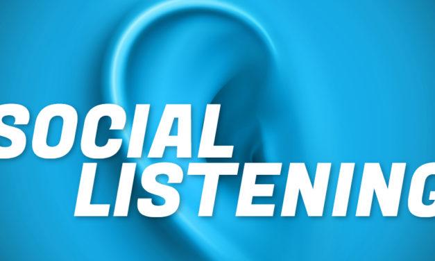 Introduktion til Social Listening – hvad siger folk om jeres brand?