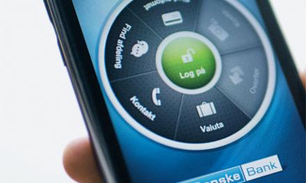 Mobilbank på kundernes præmisser