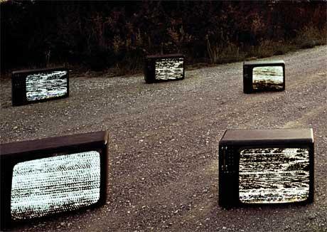TV-reklamen skifter ham