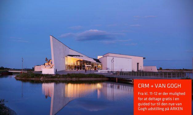 Kunsten at få succes med CRM